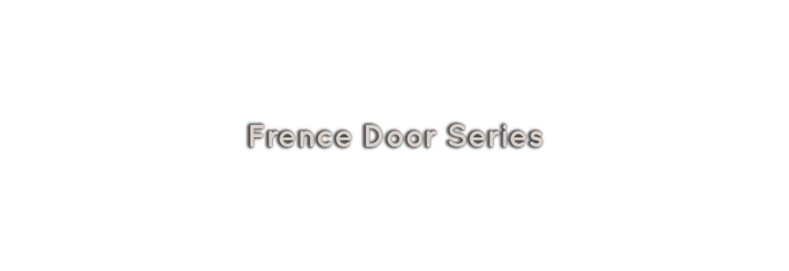 French Door Series